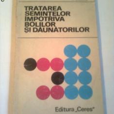 TRATAREA SEMINTELOR IMPOTRIVA BOLILOR SI DAUNATORILOR  ~ T.BAICU
