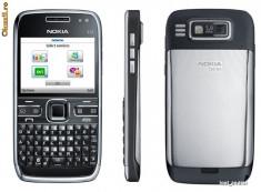 Vand Nokia E72 Black foto