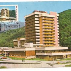 Ilustrata maxima- COZIA- Hotel,, Caciulata