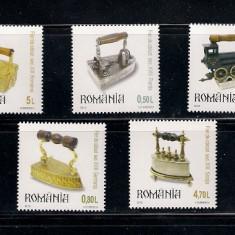 ROMANIA 2012 - FIARE DE CALCAT (I) - LP 1933 - Timbre Romania