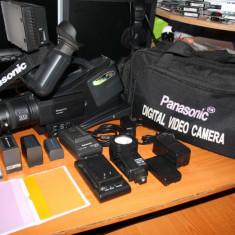 Camera Video cu miniDV Panasonic NV-MD10000, 2-3 inch, CCD, 10-20x