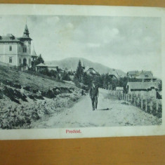 Carte Postala Predeal