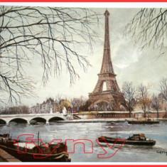 Tablou Lito 2 Turnul Eiffel Paris France - Goblen
