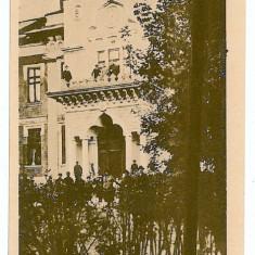 385 - Arges, CAMPULUNG, School - old postcard - unused - Carte Postala Muntenia 1904-1918, Necirculata, Printata