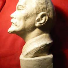 Bust - V.I.Lenin - semnat - Sculptura