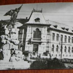 Carte postala JUDETUL GORJ -TARGU JIU - MONUMENTUL LUI TUDOR VLADIMIRESCU - Carte Postala Oltenia dupa 1918