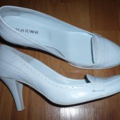 Super pantofi de mireasa marimea 36-37, NOI !!! super OKAZIE !!!! - Pantof dama