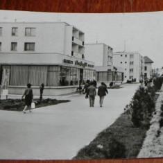 Carte postala - judetul GALATI - VEDERE DIN TECUCI, CIRCULATA 1967 - Carte Postala Moldova dupa 1918, Printata