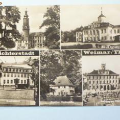 GERMANIA - WEIMAR - CIRCULATA IN 1971