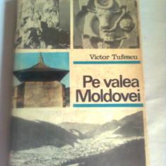 PE VALEA MOLDOVEI - PRIVELISTI SI EVOCARI  ~ VICTOR TUFESCU