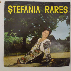 Discuri vinyl pick-up Electrecord STEFANIA RARES FORMAT MIC Viteza 45 rar vechi colectie, VINIL
