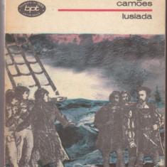 LUSIADA, CAMOES - Carte Cultura generala