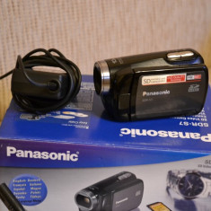 Vand camera video Panasonic SDR-S7, Card Memorie, 8-8.90 Mpx, CCD, 2 - 3