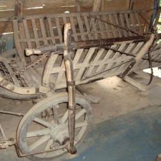 Vand car de cai 1950 in stare excelenta