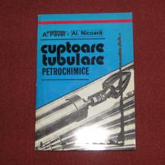 Cuptoare tubulare petrochimice - A. Pavel, Al . Nicoara - Carti Metalurgie