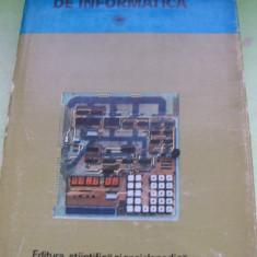 DICTIONAR DE INFORMATICA TIBERIU POPESCU - Carte sisteme operare