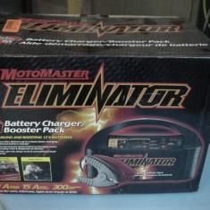 CHARGER (INCARCATOR) SI DESULFATAT ACUMULATORI AUTO: XPOWER BOOSTER CHARGER 15A - Invertor Auto