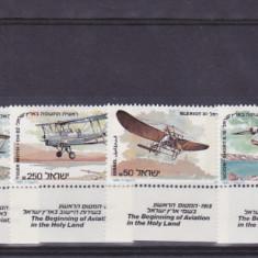 Avioane Israel. - Timbre straine, Asia