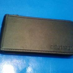 HUSA / TOC SAMSUNG I 9000 piele originala(cellydesign) - Husa Telefon