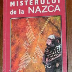 HENRI STIERLIN - CHEIA MISTERULUI DE LA NAZCA. DESCIFRAREA UNEI ENIGME ARHEOLOGICE - Carte paranormal