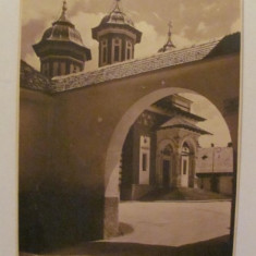 "CY - Ilustrata Sinaia ""Manastirea Sinaia"" / necirculata"