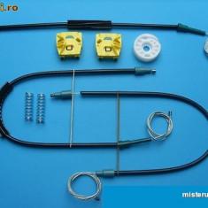 Kit reparatie macara geam actionat electric Saab YS3F (.'02-'10)fata dreapta, 9-3 (YS3F) - [2002 -   ]