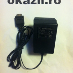 Incarcator original Motorola RWP410308V (SPN4686A) 7.5V DC 400mA / M3888 (425) - Incarcator telefon Motorola, De priza