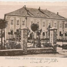 Targu Secuiesc - ( Kezdivasarhely - M. kir. allami polgari leany iskola ) - 1917