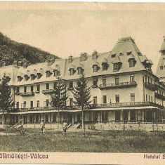 Baile Calimanesti-Valcea - Hotelul Societatii