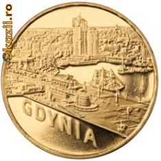 Polonia 2 zloty 2011 UNC  Gdynia