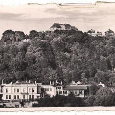 Carte postala- CETATEA RASNOV-1936