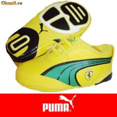 Adidasi Puma - Scattista lo Massa - marime 18 - Adidasi copii Puma, Culoare: Din imagine, Fete