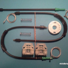 Kit reparatie macara geam electric Seat Leon (an fab.'99-'06) fata dreapta