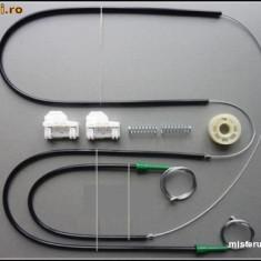 Kit reparatie macara geam actionat electric Seat Arosa(pt an fab.'97-'04)fata stanga