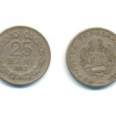 25 bani 1952 - Moneda Romania