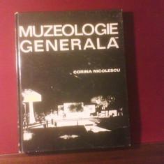 Corina Nicolescu Muzeologie generala - Album Muzee