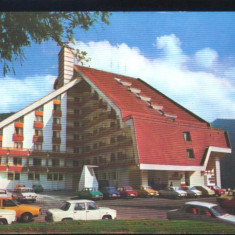 CARTE POSTALA - POIANA BRASOV HOTEL PIATRA MARE