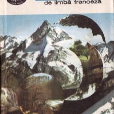 LIRICA ELVETIANA DE LIMBA FRANCEZA - Carte Antologie