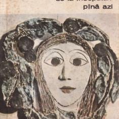 LIRICA SLOVACA DE LA INCEPUTURI PANA AZI - Carte Antologie