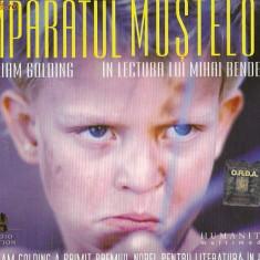 William Golding - Imparatul Mustelor - audiobook in lectura lui Mihai Bendeac - 4 CD