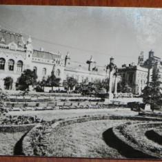 Carte postala JUDETUL BIHOR - ORADEA - PIATA VICTORIEI, NECIRCULATA - Carti Postale Romania dupa 1918