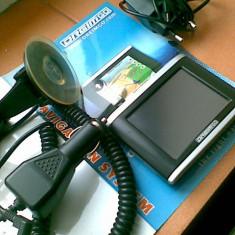 VAND GPS AUTO DREIMGO, 5 inch, Car Sat Nav, 20 canale, Harta online: 1, Redare audio: 1