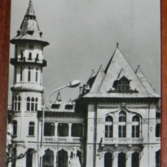 Carte postala JUDETUL BUZAU - VEDERE DIN BUZAU CIRCULATA 1970 - Carte Postala Muntenia dupa 1918