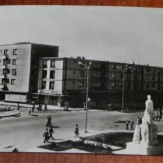 Carte postala RPR JUDETUL BUZAU - BUZAU - CENTRU STAUIA 1907 NECIRCULATA - Carte Postala Muntenia dupa 1918