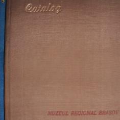 Muzeul regional Brasov-Galeria de arta-Catalog-O.Dragus,D.Vasiu