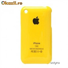 TRANSFORMA UN iPHONE 2G INTR-UN iPHONE 3Gs - CARCASA iPHONE 3GS - iPHONE 2G - iPHONE 3G - YELLOW EDITION