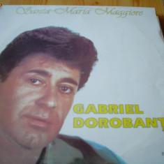 Gabriel Dorobantu Santa Maria Maggiore disc vinyl lp Muzica Pop electrecord usoara slagare, VINIL