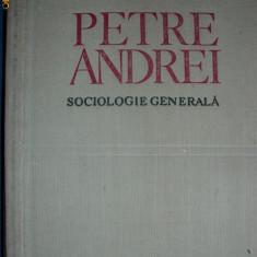 Sociologie generala-Petre Andrei