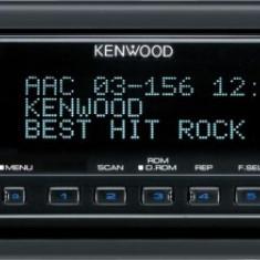 Kenwood Auto MP3 Receiver High End - fata cu Dmask+ 4x50W - CD Player MP3 auto
