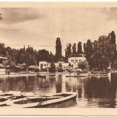 Cluj - Parcul - Carte Postala Transilvania dupa 1918
